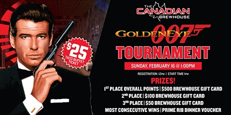 Downtown GoldenEye Tournament! tickets