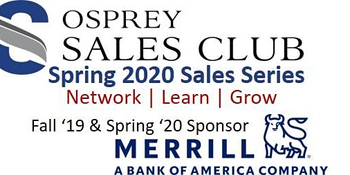 Osprey Sales Club Meeting: Sales Basics