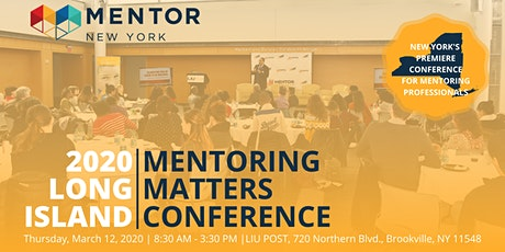 2020 Mentoring Matters Conference tickets