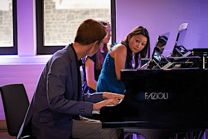 Lunchtime Concert - Celebration of UC's Piano faculty
