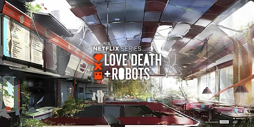 A Behind-the-Scenes Look at Love, Death & Robots