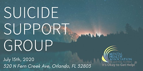 Suicide Support Group tickets