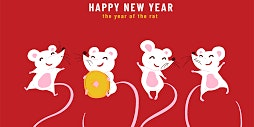 Chinese New Year of the Rat Celebration