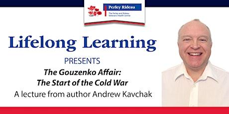 The Gouzenko Affair - The Start of the Cold War tickets