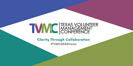 2020 Texas Volunteer Management Conference (May 14-15) tickets