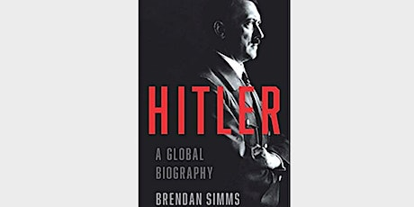 Book talk -  Hitler: A Global Biography tickets