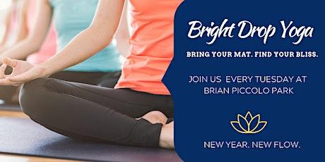 Yoga at Brian Piccolo Park tickets