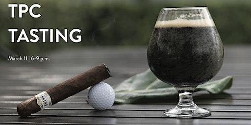 TPC Wine Tasting & Cigar Smoker