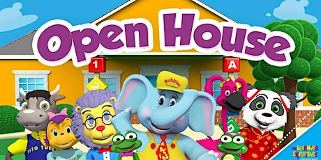 Family Fun Day - Open House tickets