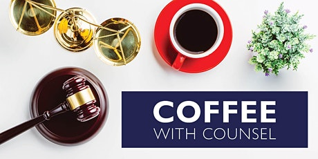 Coffee with Counsel tickets