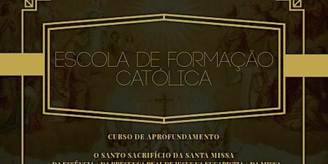 Escola De Formação Católica ingressos