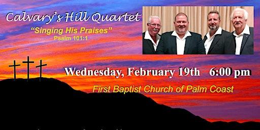 Calvary's Hill Quartet In Concert