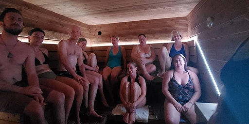 Sauna Reservations at the Trailhead, Feb 5-17, 2020