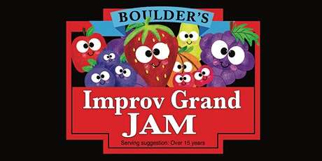 IMPROV GRAND JAM tickets