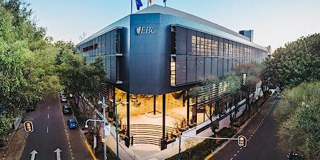 EBC Licenciaturas Ejecutivas - Desayuno Informativo entradas