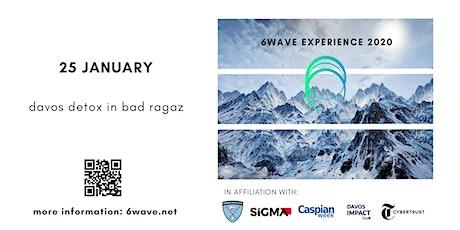 Davos Detox: Thermal Spa & Sauna Day in Bad Ragaz tickets