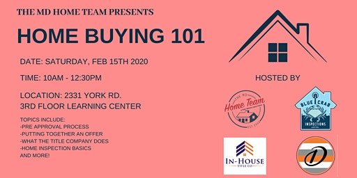 February: Home Buying 101