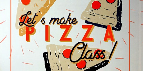 The Hall's Pizza Kitchen // Pizza Class!  tickets