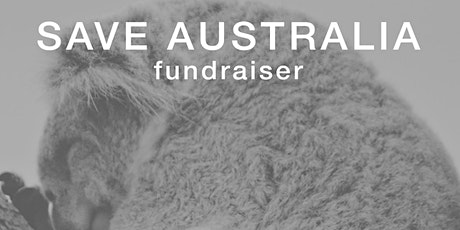 Save Australia Fundraiser tickets