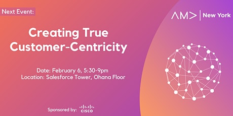 From Insights to Action: Creating True Customer-Centricity tickets