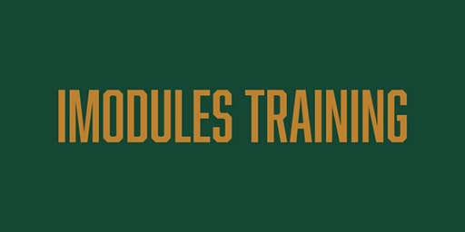 iModules On-Site Training