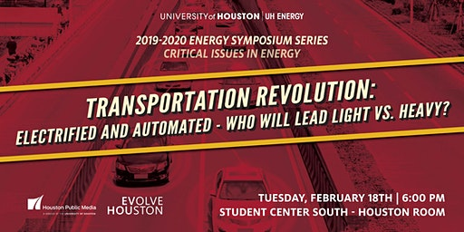 Transportation Revolution: Electrified and Automated - Who Will Lead Light vs Heavy?