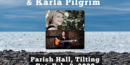 Jackie Sullivan & Karla Pilgrim - Tilting, Fogo Island, NL