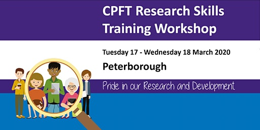 CPFT Research Skills Training: Two Day Workshop