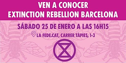 XR Barcelona  Reunión de Bienvenida [Español/Català]