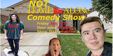 Not Home Alone Comedy Show tickets