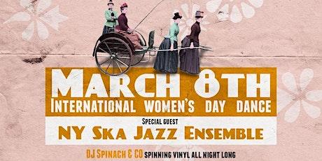 International Women's Day Dance tickets