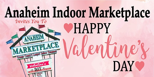 Valentine's Day Concert at Anaheim Indoor Marketplace