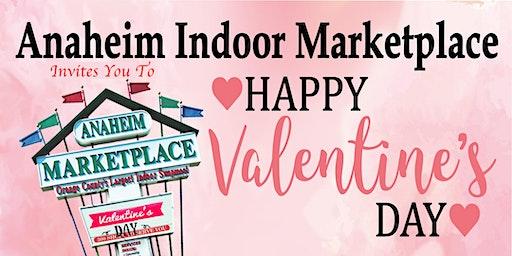 Valentine's Day at Anaheim Indoor Marketplace