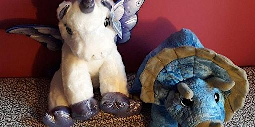 Create a Dinosaur or Unicorn with SmartyPartyRoxy