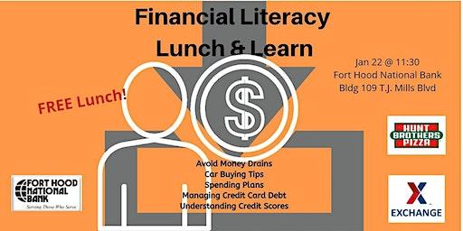 Financial Literacy Lunch & Learn