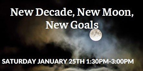 Goal Setting Workshop for 2020 tickets