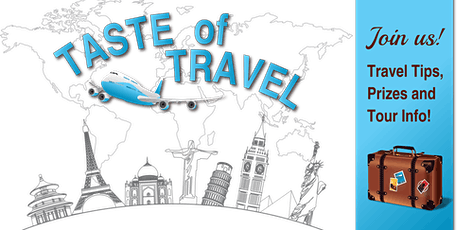 Taste of Travel Seminar tickets