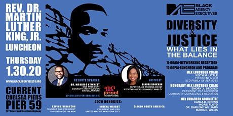 Annual Reverend Dr. Martin Luther King, Jr. Luncheon tickets