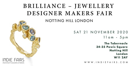 BRILLIANCE – JEWELLERY DESIGNER MAKERS FAIR tickets