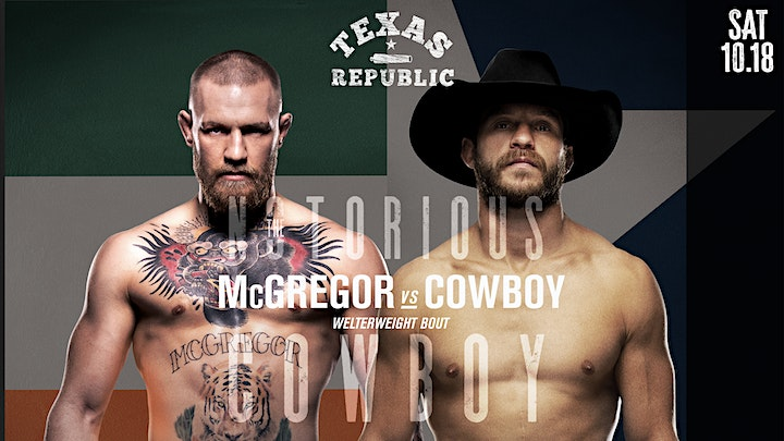 Ufc 246 Mcgregor Vs Cowboy Watch Party At Texas Republic