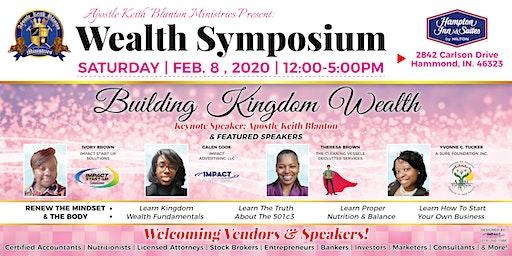 Wealth Symposium: Building Kingdom Wealth
