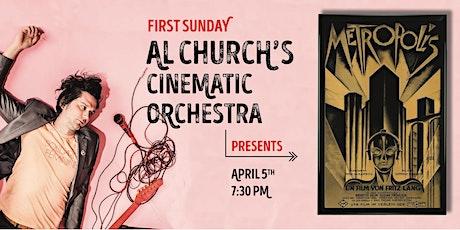 Al Church's Cinematic Orchestra Presents: Metropolis (1927) tickets