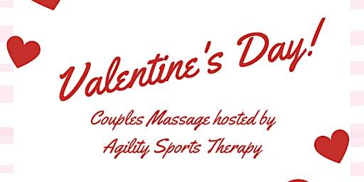 Valentine's Day Couples Massage Workshop