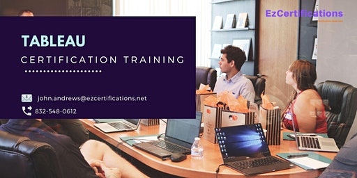 Tableau Certification Training in Kennewick-Richland, WA