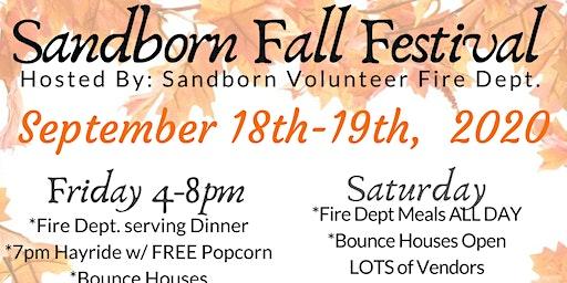 Sandborn Community Fall Festival