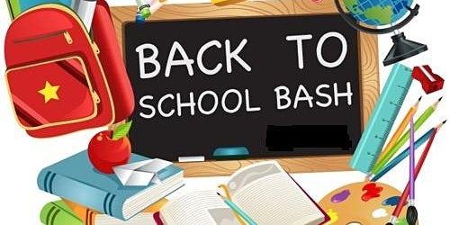 BACK TO SCHOOL BASH 2020