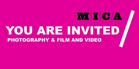 PHOTOGRAPHY & FILM AND VIDEO PREVIEW DAY tickets
