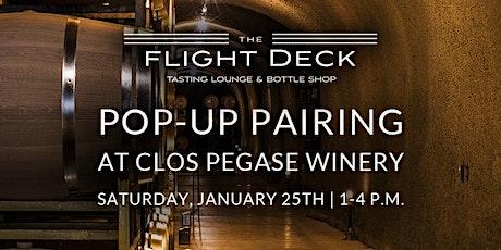A Flight Deck Pop-Up Event | Wine Club tickets