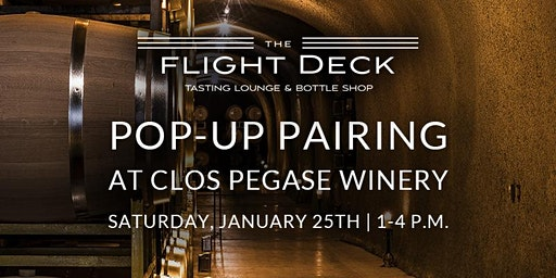 A Flight Deck Pop-Up Event | Wine Club
