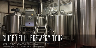 Cape Cod Beer Guided Full Brewery Tour